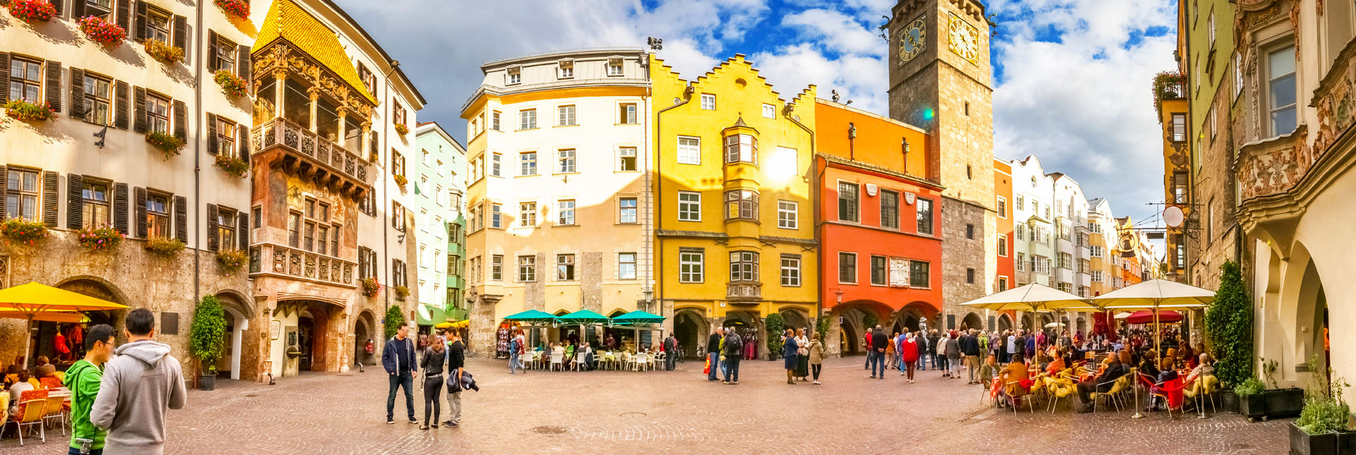 Innsbruck – ideal place for your Alpine adventure