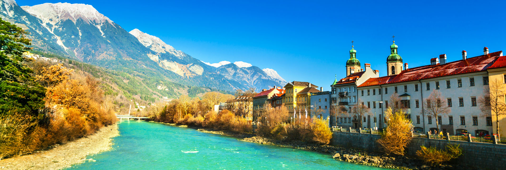 Innsbruck has a history dating back to the 12th century