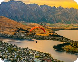 Tandem Paragliding Innsbruck Adrenalin Hunter