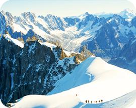 Mont Blanc Exodus