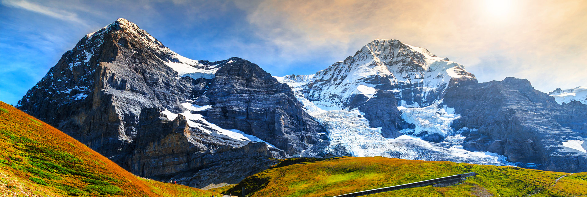 View of Eiger