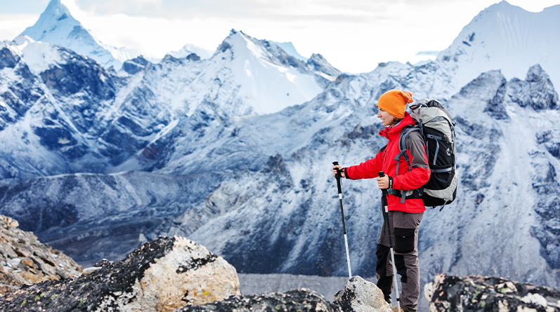 Climb Eiger 3970m Mittellegi Ridge from Grindelwald