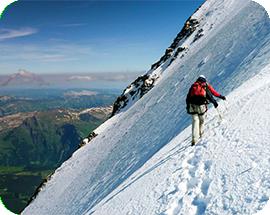 Climbing Eiger Adv Cons