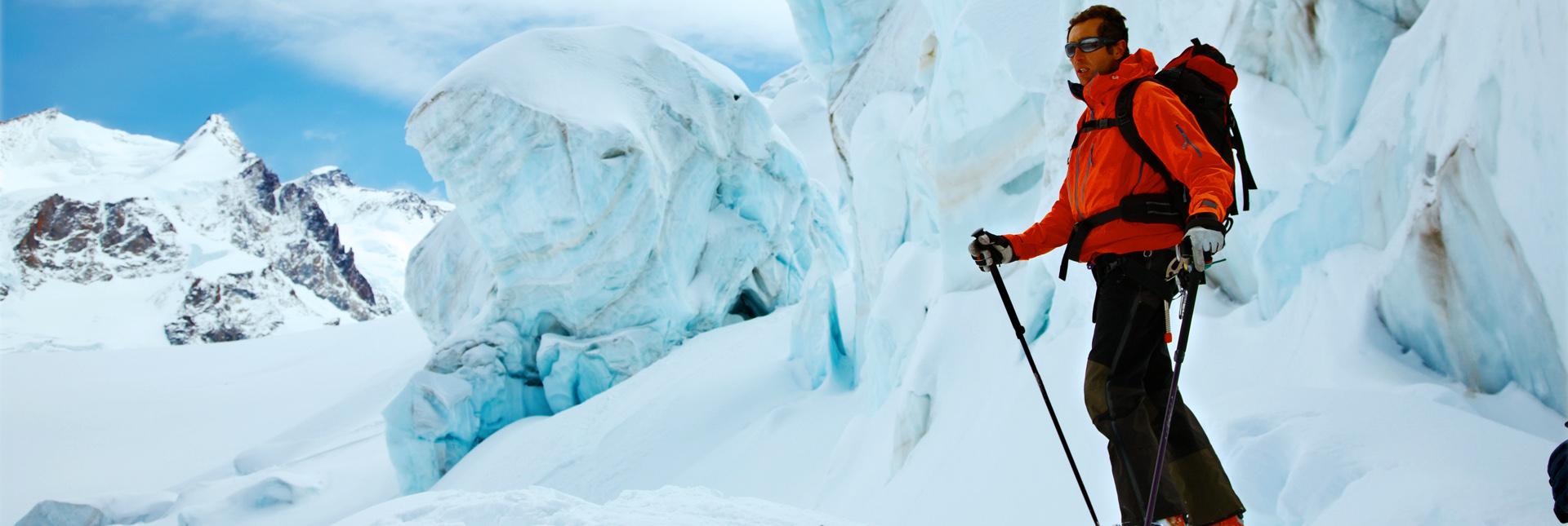 Winter Hiking around Zermatt