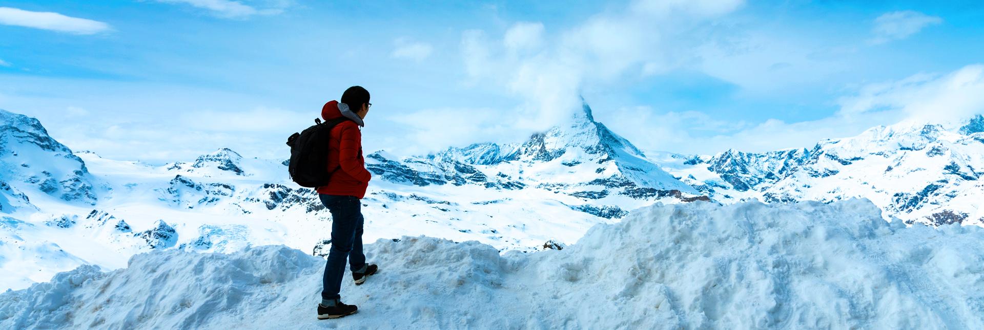 Magical View of Matterhorn