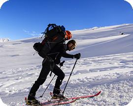 Freeride Skiing Explore-Share