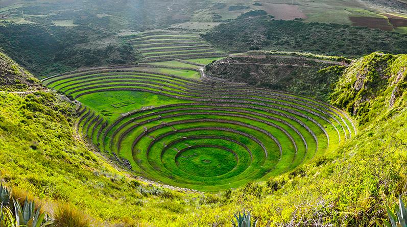 Inca Quarry Trail to Machu Picchu