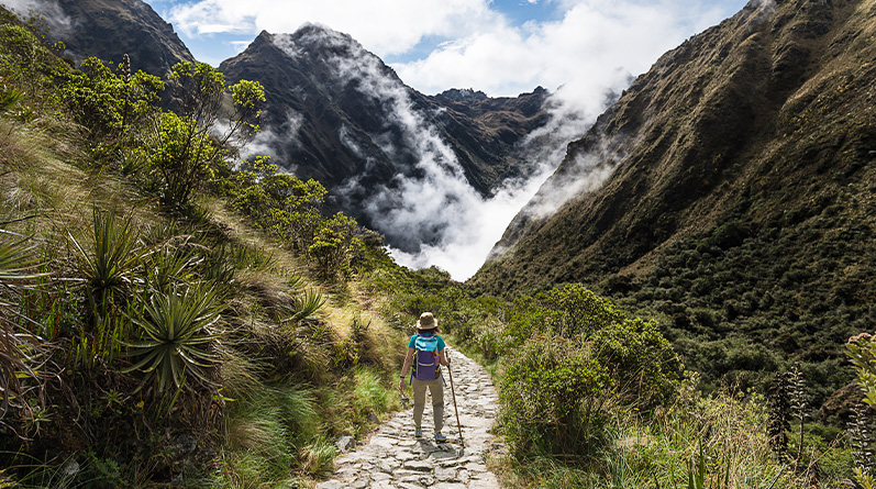 Inca Jungle Trail to Machu Picchu