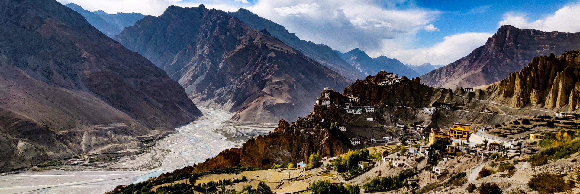 Chadar Trek – changing landscape of the Zanskar river