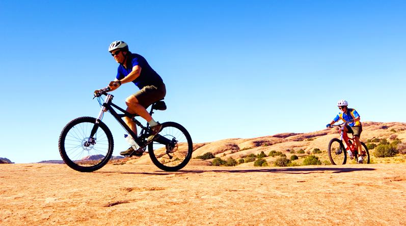 Mountain Biking Trips in Ladakh